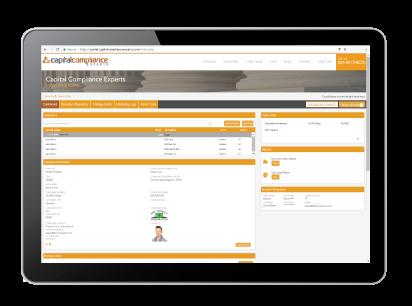 The Compliance Management Portal