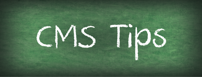 Compliance Management System (CMS) Tips