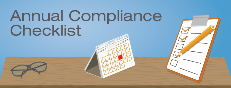 The Ultimate Regulatory Compliance Checklist – 2019
