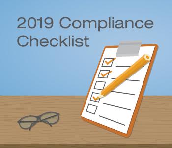Annual Compliance Checklist
