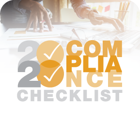 The Ultimate Regulatory Compliance Checklist – 2020