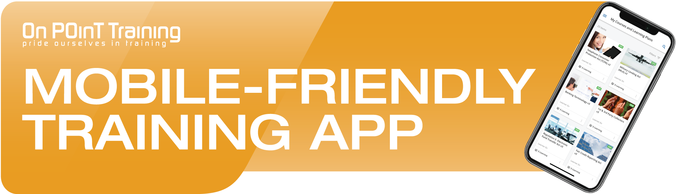 On POinT Training Center Now Mobile-Friendly through the Go.Learn App