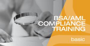 BSA/AML Compliance Training