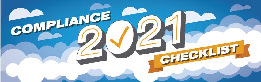 The Ultimate Regulatory Compliance Checklist – 2021
